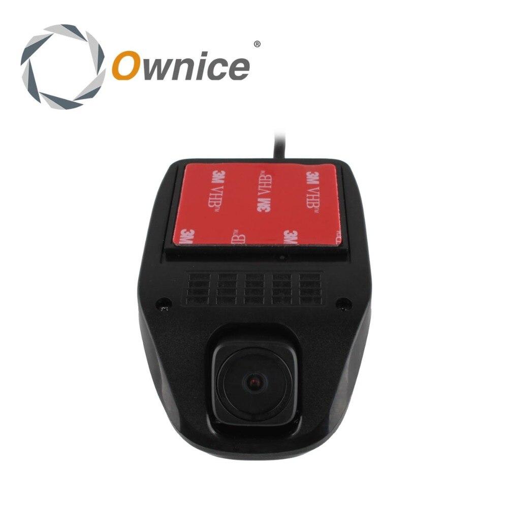 imágenes para Dvr cámara dsp sin batería para ownice c500 especial android 6.0 reproductor de dvd del coche de radio