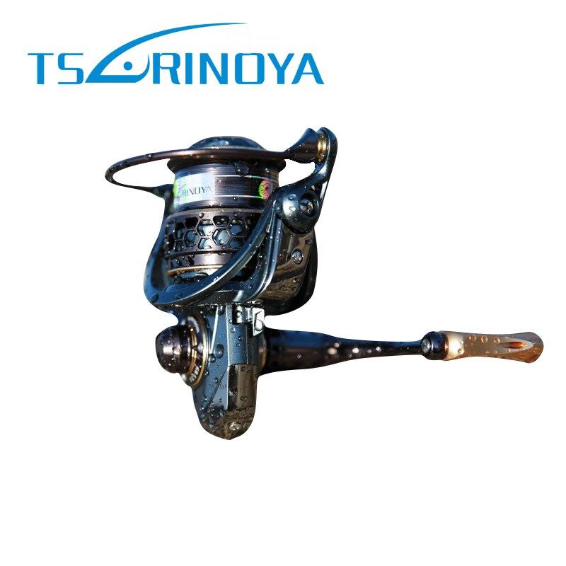 Fishing Reel Tsurinoya JAGUAR2000 3000 Spinning Fishing Reel Double Spools 9 1BB 5 2 1 High