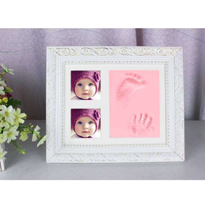 Free Shipping Hands And Feet Prints Footprints With Inkpad Baby