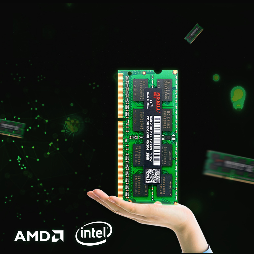 Factory wholesale sodimm DDR3 4GB 8GB 2GB 1333 1600MHZ for Laptop memoria ram 5