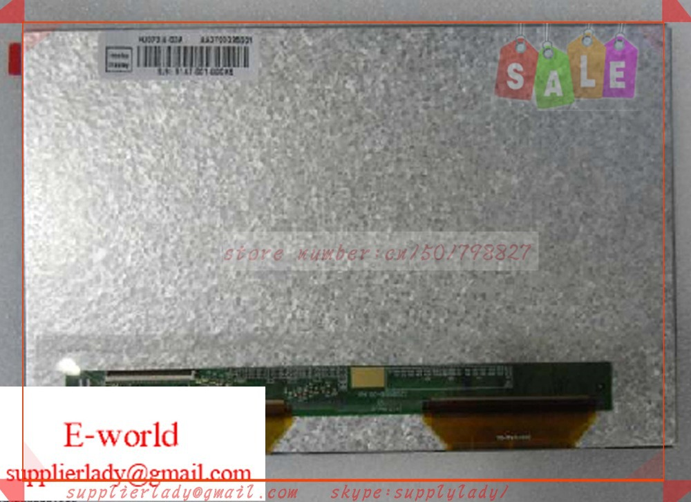 все цены на  Original LCD screen HJ070IA-03A free shipping  онлайн