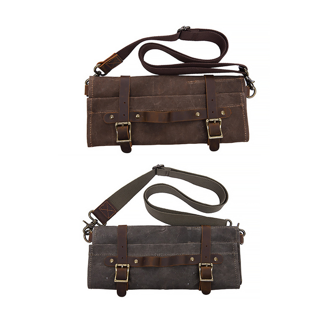 52a0090fc0 US $28.3  Vintage Canvas Bag Tool Bag Multi Functional Storage Portable  Folding Single Shoulder Bag -in Tool Bags from Tools on Aliexpress.com   ...