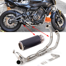 Buy exhaust mt07 and get free shipping on AliExpress com