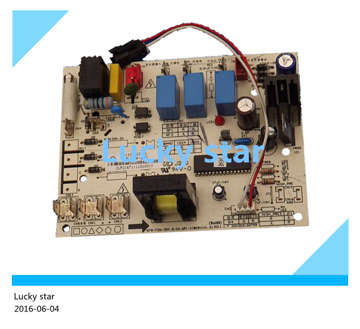 95% new & original for air conditioning Computer board control board KF-72W-354 KFR-72W-354.D.03 good working