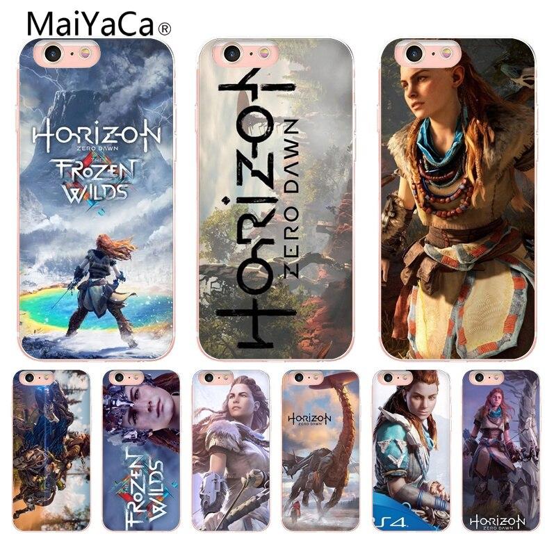 MaiYaCa Download Horizon Zero Dawn On Sale Luxury Cool Phone Accessories Case fo