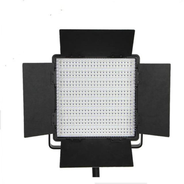 Nanguang Ra95 Cn 600sa Led Studio Panel Light With Barndoors And V