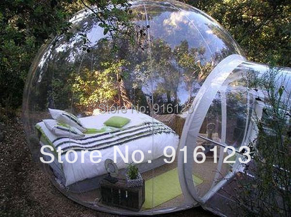 Outdoor Camping Bubble Tent,clear Inflatable Lawn Tent,bubble Tent(China  (Mainland