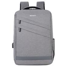 Waterproof Nylon School Bags 17 Inch Laptop Backpack Men'S Travel Bags Backpacks Capacity Backpack Men Women Backpack