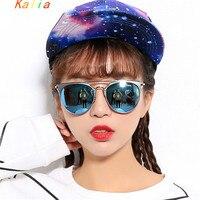 Kalia Fashion Vintage Cat Eye Sunglasses Women Brand Designer Retro Female Sun Glasses oculos de sol feminino UV400 8125
