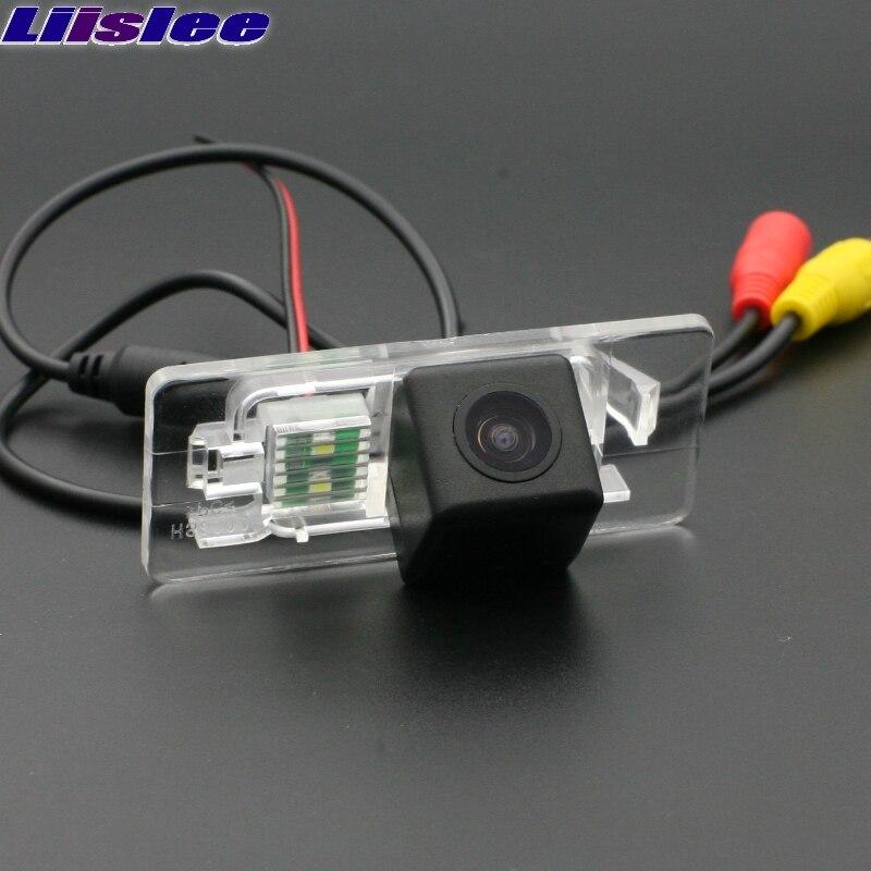 Автомобильная камера заднего вида для AUDI TT 8J 2006~, высокое качество, LiisLee, задняя камера заднего вида, водонепроницаемая, CCD, камера ночного видения, автомобильная камера