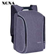 XQXA Large Smart Anti Theft Business Laptop Backpacks for Men Women College Computer Backpack Fits Most 15.6 Inch