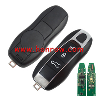 For Honrow Pors 3 button keyless remote key with 434mhz