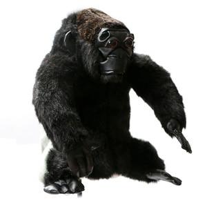 Image 2 - Couvre chef de Club de Golf en peluche animaux chimpanzés bois couvre couverture de Protection de Golf livraison gratuite