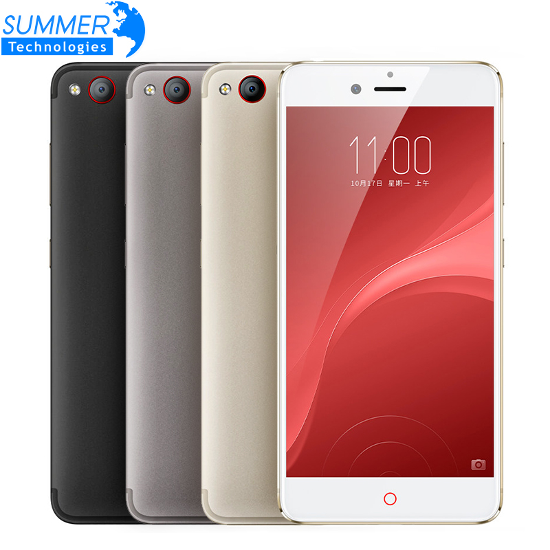 Original ZTE Nubia Z11 mini S 4G LTE 5 2 MSM8953 Octa Core 2 0GHz 4GB