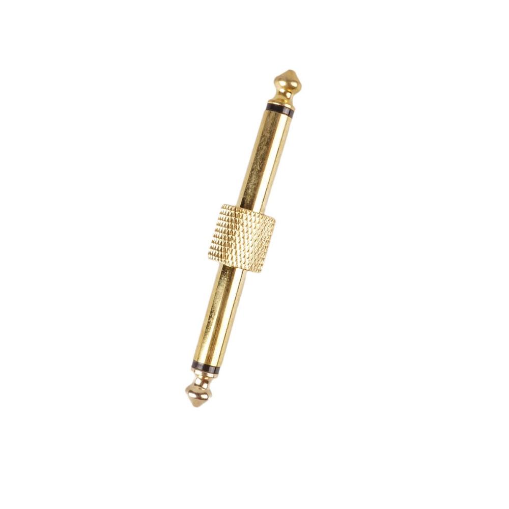 6,35 mm lidhës pedale me efekt kitare, adaptorë audio që lidhin jack 10