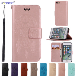 """for iPhone 8 Case iPhone 7 Cover Flip Leather Wallet Phone Bags for Apple iPhone 7 8 Magnetic Flip Card Slot Stand Cases  4.7"""" 1"""