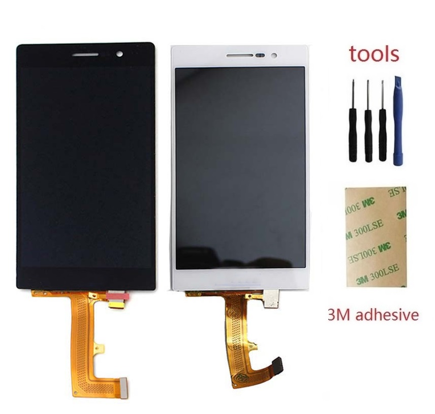 A++ LCD DIsplay + Touch Screen Digitizer Sensor Panel Assembly For Huawei Ascend P7