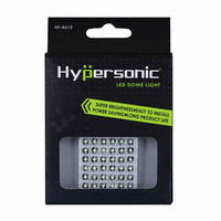 Hypersonic 36 LED Dome Light Car Interior LED Light White Light Replacement Accessories