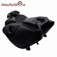 Пластиковые газового топлива в бензобаке для Kawasaki KLX110 DRZ110 KX65 125cc 140cc 150cc Pro big foot боксе Байк off Road Мотоцикл *