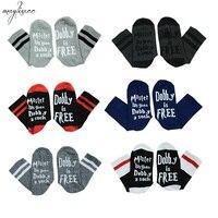 3 pairs Cute Autumn Spring Wine Socks Dobby Halloween Funny Socks Fashion Warm Cotton Socks For Women Christmas Gifts punk