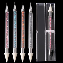 Professional Handy Double-Sided Plastic Diamond Painting Pen
