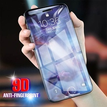 Protective Glass on the For iPhone 6 6s 7 8 plus XR X XS Safety glass Xs Max Screen Protector Tempered