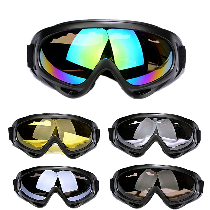 Anti wind sand goggles riding skiing motorcycle protective windshield CS tactics against glasses