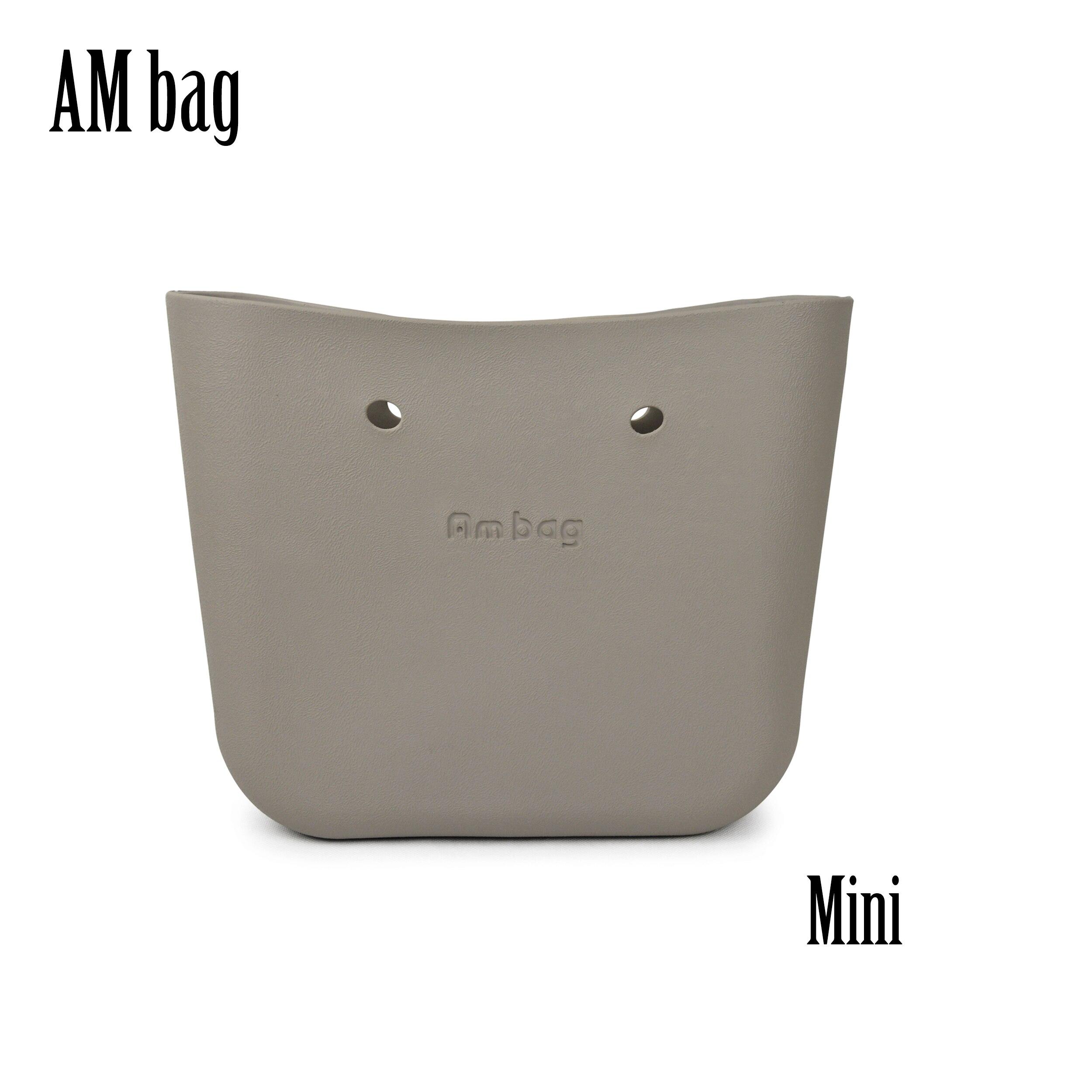 ANLAIBEIER Obag O bag Style Mini Small Ambag Body Waterproof EVA Bag Women s Fashion Handbag