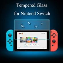 Premium กระจกนิรภัยสำหรับ Nintend Switch ป้องกันหน้าจอโทรศัพท์ฟิล์มสำหรับ Nintend Switch Nintendo Nitendo 2017 กระจกนิรภัย