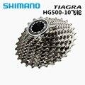 Shimano TIAGRA 4700 10s дорожный велосипед freewheel 11-25 12-28 11-32 HG500-10 велосипедная кассета