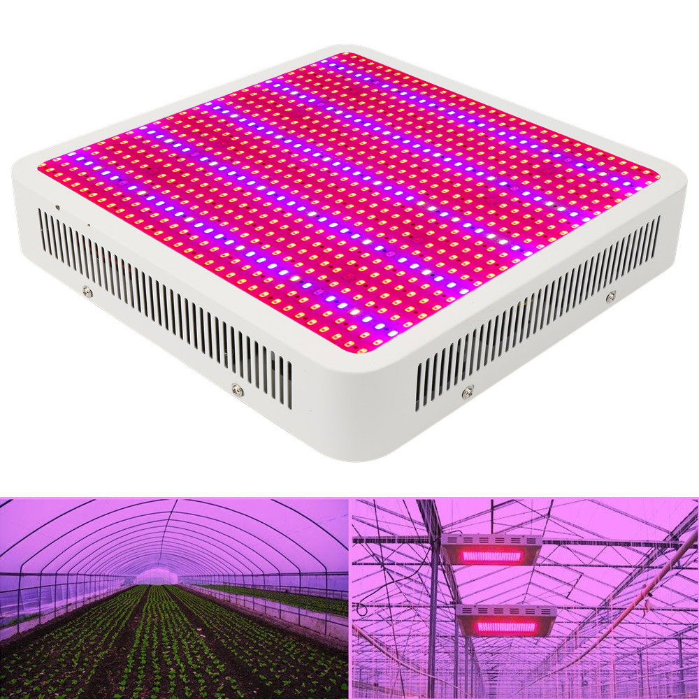 Full Spectrum 800W LED Grow Light Red/Blue/White/UV/IR AC85~265V SMD5630 Led Plant Lamps Best For Growing and Flowering 300 watt led grow light red blue good for medicinal plants growth and flowering