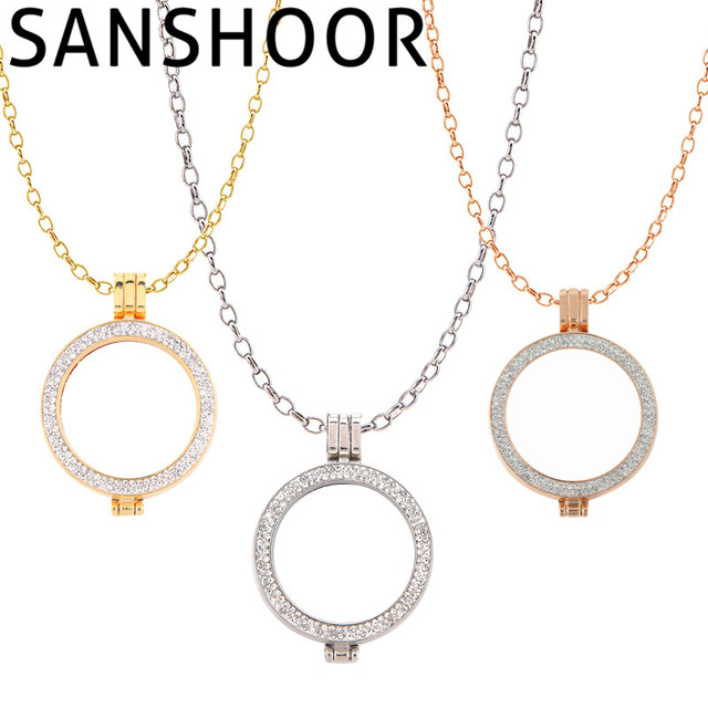 New arrival 35mm deluxe my coin holder pendant necklace set include new arrival 35mm deluxe my coin holder pendant necklace set include large size coin holder and aloadofball Image collections
