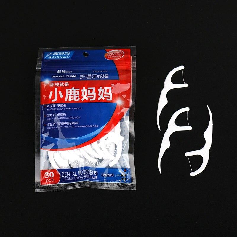 Systematic 30pcs/pack Dental Flosser Inte Rdental Brush Te Eth Stick Tool Kit Flo Ss Plastic Picks Nylon Wi Re Tool Set Tools & Accessories
