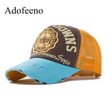 Adofeeno Summer Baseball Caps for Women Men Snapback Caps Leisure Hat Fashion