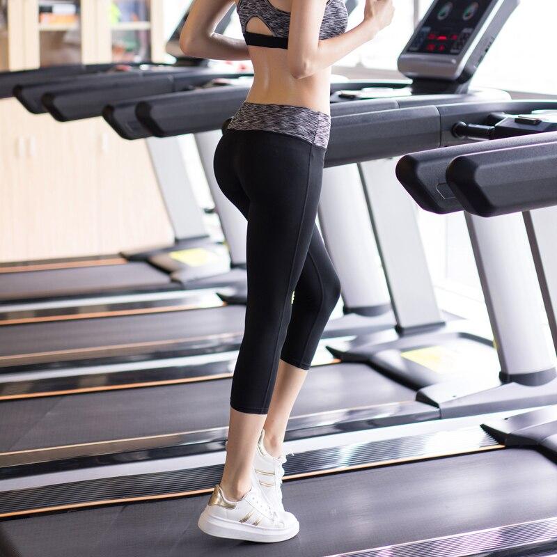 Yoga Pants for Women for Womens Capri Leggings Design in Boho Style Fit Pockets Gym Tights