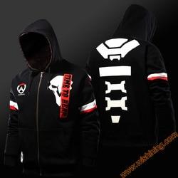 2017 winter fleece ow game reaper hoodies watch over game zip black sweatshirt coats for mens.jpg 250x250