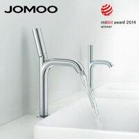 JOMOO смеситель для ванной современный стиль смеситель для раковины кран одинарная ручка кран для ванной смеситель для улывальника