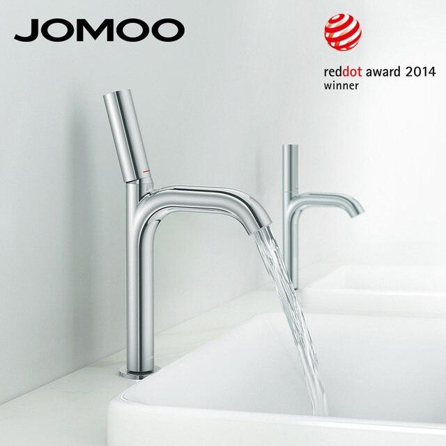 JOMOO Basin Faucet Reddot Award Chrome Bathroom Sink Faucet Mixer ...