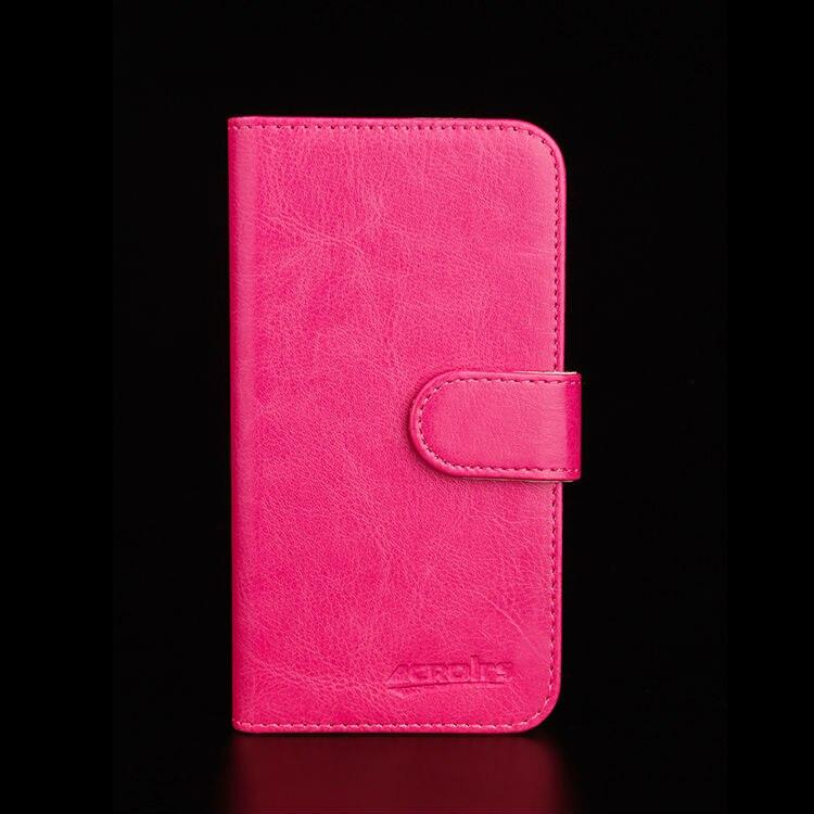 OUKITEL K6000 Case New Arrival High Quality Flip Կաշի - Բջջային հեռախոսի պարագաներ և պահեստամասեր - Լուսանկար 4