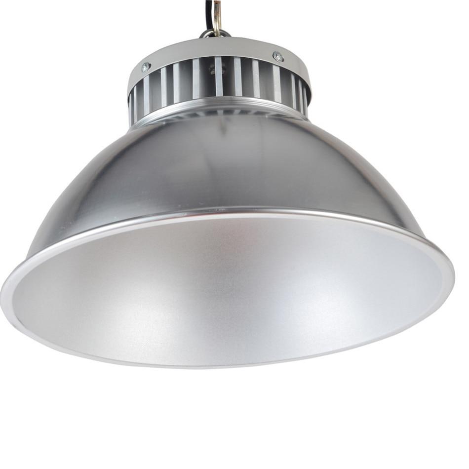 ФОТО 6pc/lot mini 70W AC85-265 LED lamp High Bay industrial light Lamp ceiling/flood lights industrial led lighting  factory Lighting