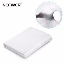 Neewer 0.9M x 1.5M Nylon Silk White Seamless Diffusion Fabric for Photography Softbox,Light Tent Modifier