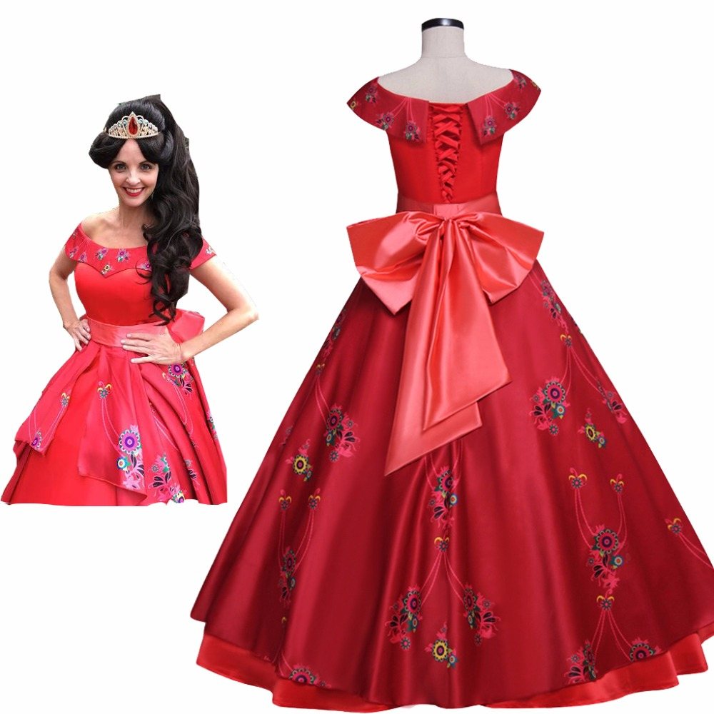 Elena Wedding Dress of Avalor