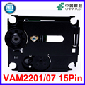 Original VAM2201/07 15Pin Laser Lens With Mechanism VAM2201-07 15 Pins Optical Pickup Replacement For Philips Maranz CD Player