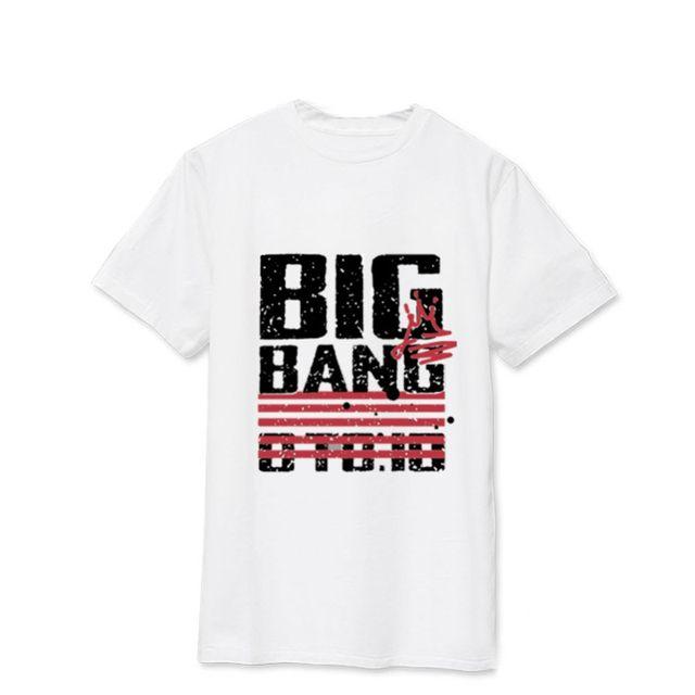 BIGBANG T-SHIRT (4 VARIAN)