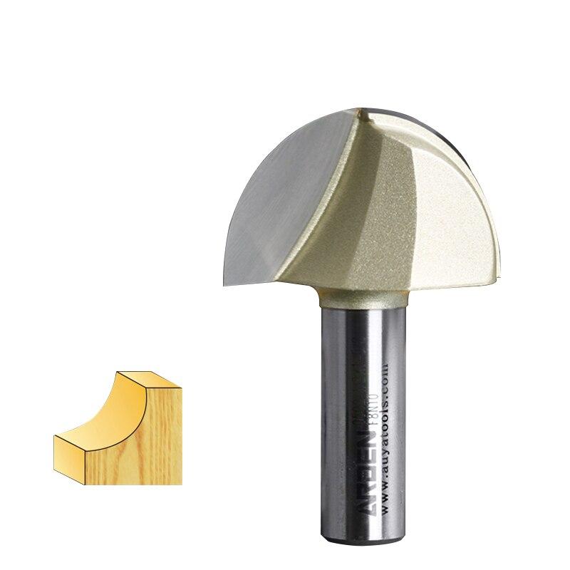 Holzbearbeitung Werkzeug Core Box Arden Router Bit- 1/4*1/8 - 1/4