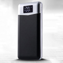 Power Bank 20000mAh Fast Charger Double USB External Battery