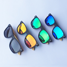 CUUPA Retro Wood Sunglasses Men Bamboo Sunglass Women Brand Design Sport Goggles Polarized Sun Glasses Shades lunette oculo