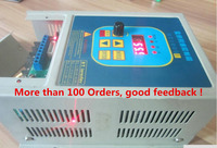VFD Used frequency converter inverter 7A CoolClassic HT1000B 220V 1.5KW drive 380V AC Motor Free Shipping