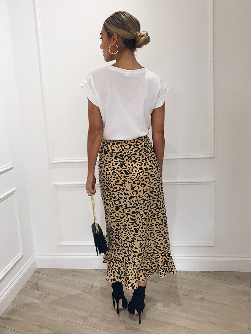 Hot Sale 19 New Slim Fashion Casual Women Leopard Print Boho Wrap Over Aysmmetric Loose Skirt Summer High Waist Midi Skirts 15