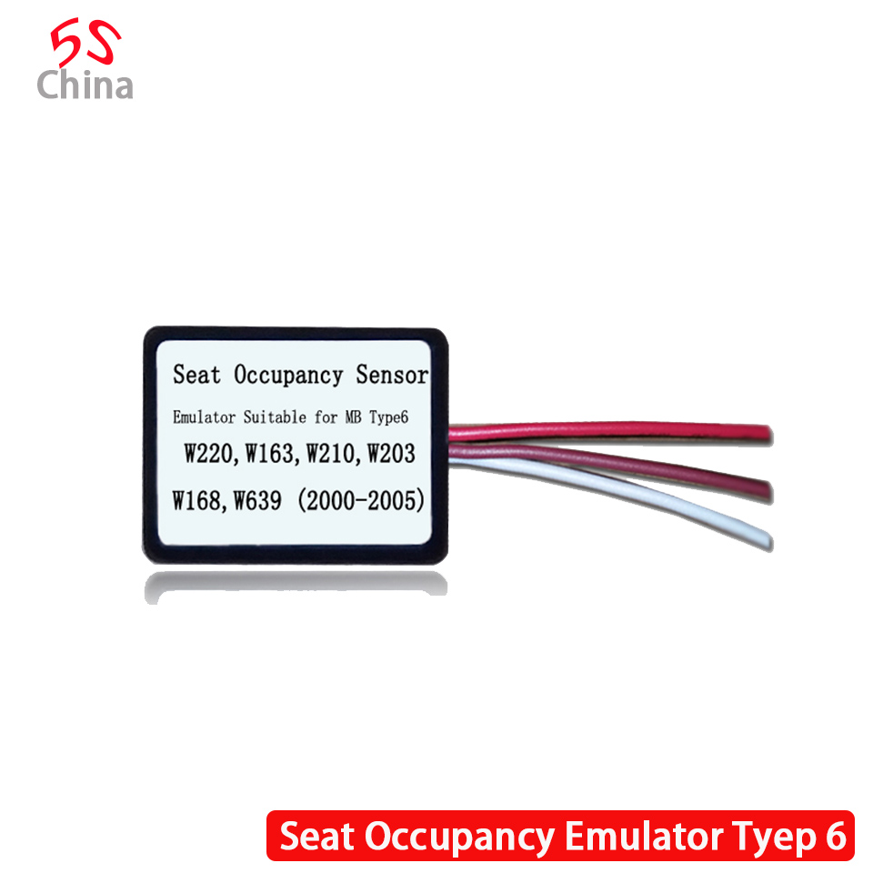 Seat Sensor SRS Emulator Airbag For Mercedes Benz W220 W210 W203 W168 W163 Type6